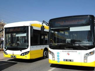 konya buyuksehir bus will make the purchase of soforu