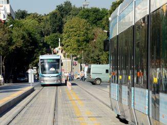konyalılar pažnja alaaddin selcuk univerzitetske tramvajske usluge