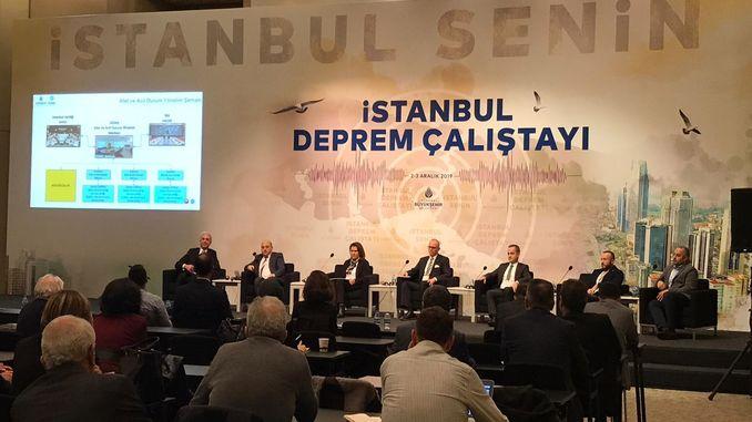 Plan de desastres do metro de Istambul para o esperado terremoto en Istambul