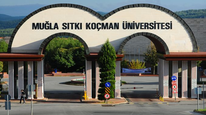 mugla sitki kocman akademiese personeel wat universty