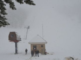 murat dagi thermal ski center is waiting for visitors