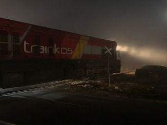 pristine train carpmasi one person injured