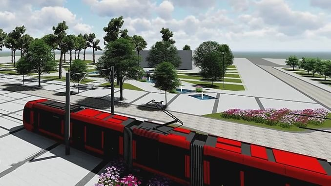 Sakarya light rail system frustrated Yenikent created disappointment