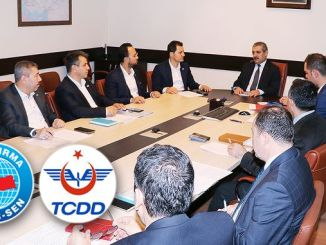 Second meeting of tcdd was held
