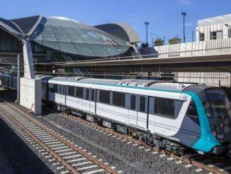 thales australia sidney metro tunnelbana förlängning anbud vann
