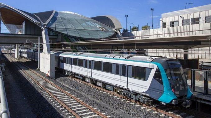 Thales Wins Australia Australia Metro Subway Extension Tender