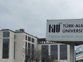 turk german university akan merekrut staf akademik