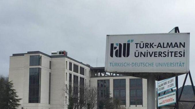 turk german university will recruit academic staff