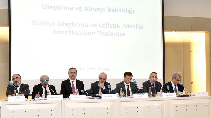 turkey Transport i logistika koordinacijski sastanak vijeća održana
