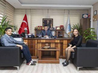 Տրանսպորտային ինժեներները առաջին անգամ սկսեց առաջադրանքը turkiyenin մետրոպոլիայի mersin'de
