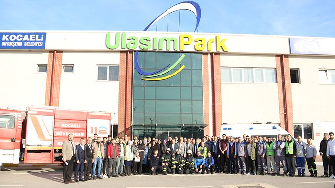 ulasimpark prepared for earthquakes and fires