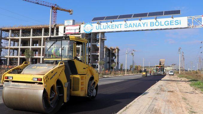 ulukent osb renewing roads