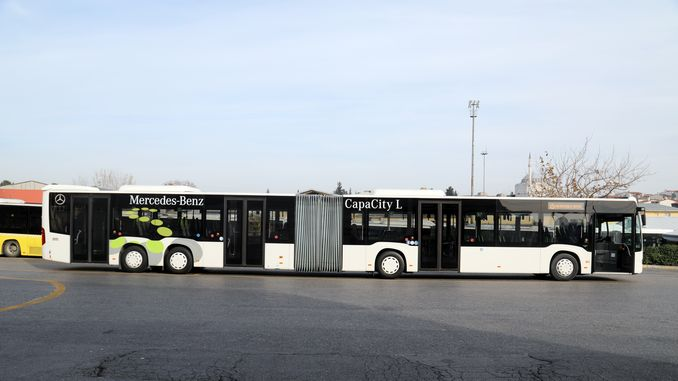 Meti-Bus-Tests gestartet