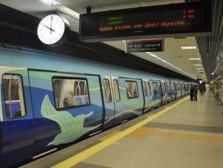 New Year Istanbullular transport mujesi