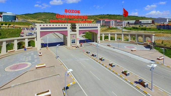 yozgat bozok university will make contracted personnel recruitment