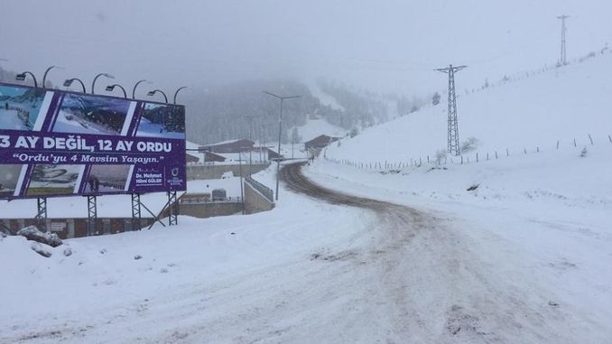 All Measures Taken for Çambaşı Snow Festival