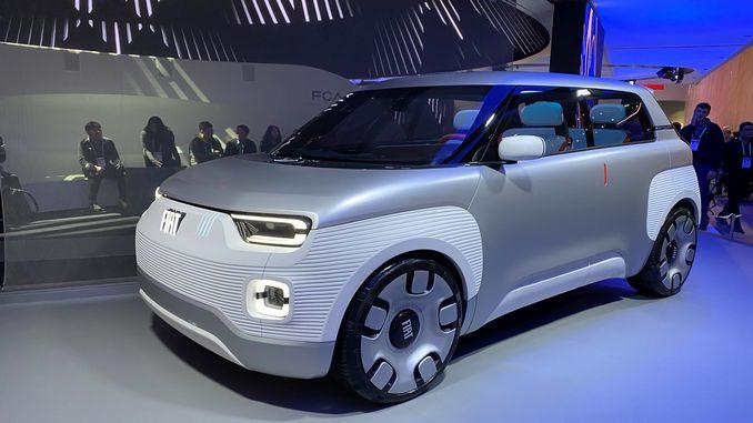 Fiat Centoventi машин