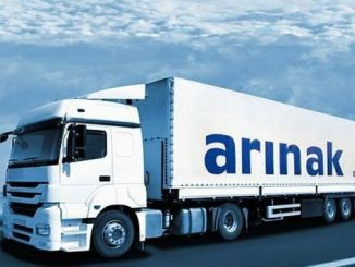 Arinak Logistics Continues Transportation of Macedonia Continuously