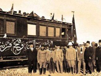 Bagdad spoorweg