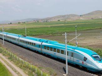 Bolu High Train Train Project