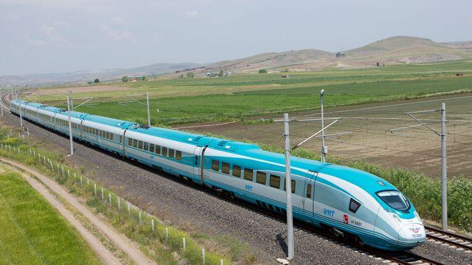 Projet de train à grande vitesse de Bolu