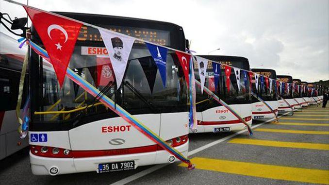 Bus aron Pag-apil sa ESHOT Fleet Niini nga Tuig