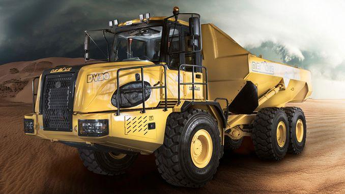 Rock Truck Camel fir d'Serieproduktioun virzebereeden
