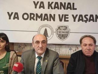 Kanal İstanbul може да унищожи хиляди хектари горска площ