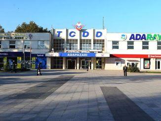هل المشروع جاهز لنقل محطة القطار adapazari