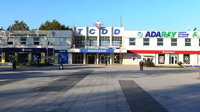 Is the project ready for the transportation of the adapazari train station