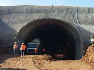 ankara sivas demiryolu yerkoy sivas arasi tunel tamamlama insaati ihale sonucu