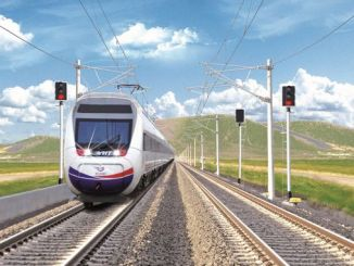 ankara sivas high-speed train project has been completed