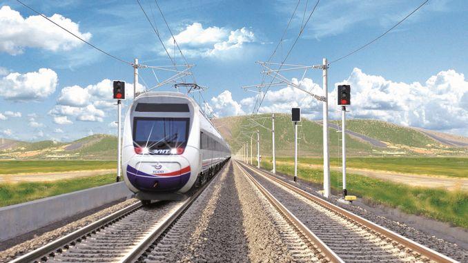 Ankara Sivas မြန်နှုန်းမြင့်ရထားစီမံကိန်းပြီးစီးခဲ့ပြီ