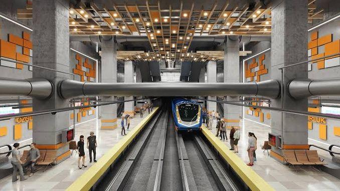 presiden secer metro tidak hanya proyek transportasi, tetapi proyek yang akan mengubah kota