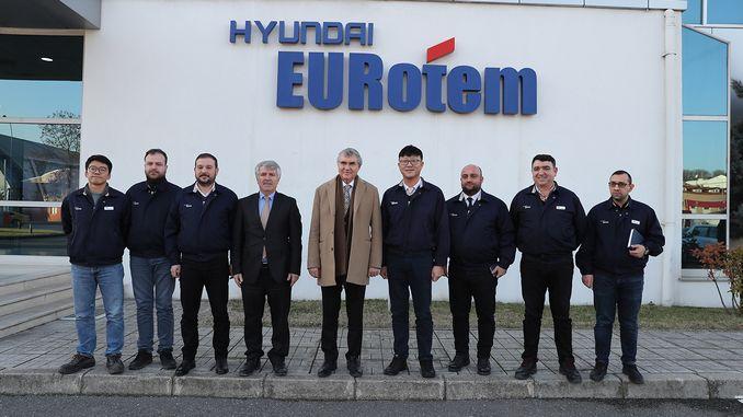 präsident yuce traf eurotem für das projekt sakarya rail system