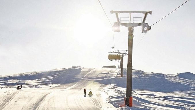 The longest ski slope of the western Black Sea opens