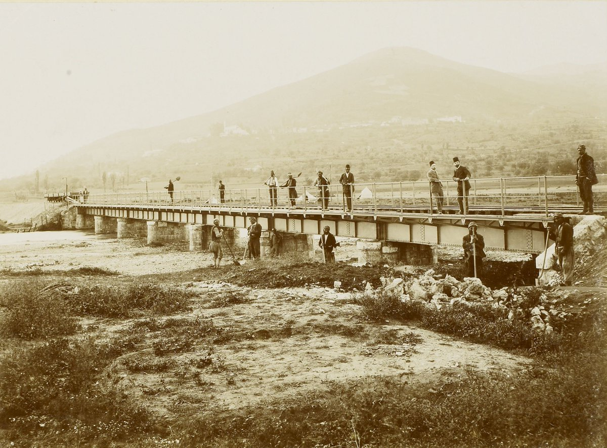bursa mudanya railway bridge