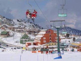 Adlaw-adlaw nga transportasyon gikan sa buyuksehir hangtod sa sama nga ski resort