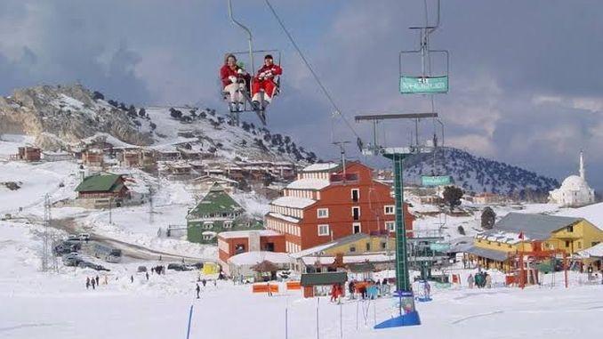 Daily transportation from buyuksehir to saklikent ski resort
