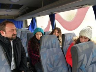 cigli municipality didn't forget university students in cold weather