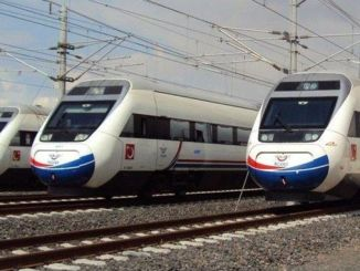 president gave information on erdogan railway investments