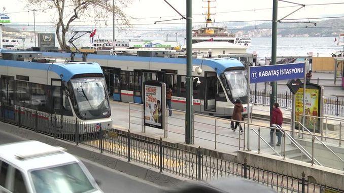 ट्राम लाईन बहुतेक आयटम विसरली