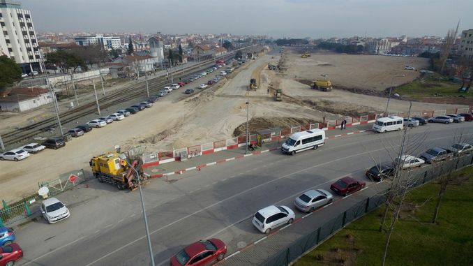 Bahcelievler station will relieve the traffic