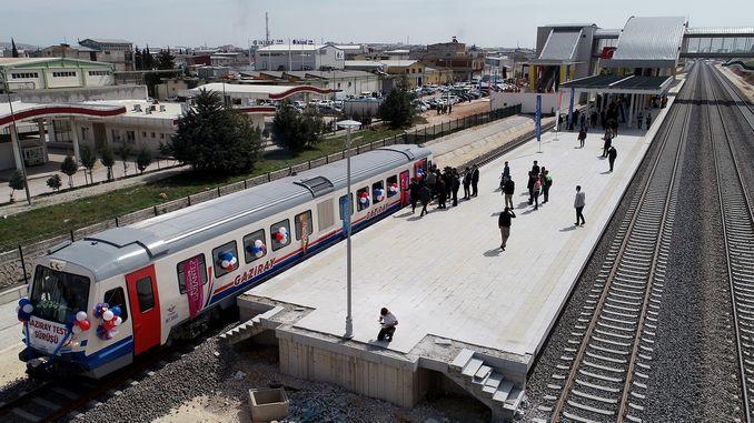 set railroad vehicle tender for gaziray