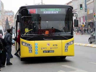 Number of accidents decreases on iett buses