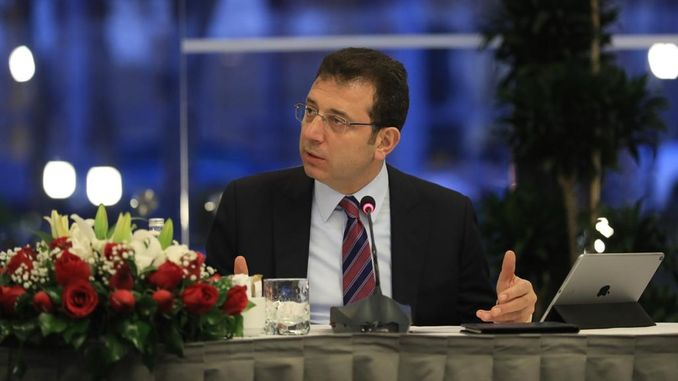 imamoglu channel announces the survey results of istanbul