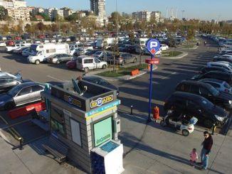 इस्पार्क कार पार्कों में कार्डपार्क में सरचार्ज बढ़ाया गया है