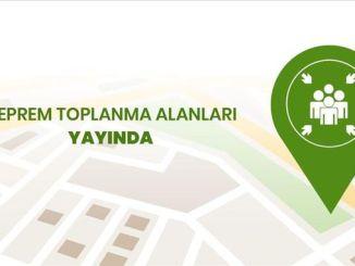 As áreas de reunião do terremoto de Istambul foram determinadas