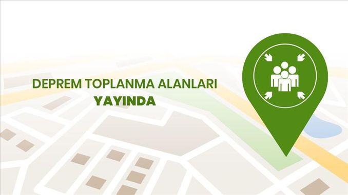 Die Erdbebengebiete in Istanbul wurden bestimmt