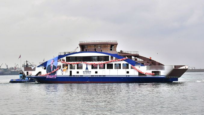 Ferry fleet expands in Izmir sea transportation